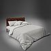 Ліжко металеве двоспальне Канна, фото 2