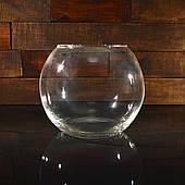 Кругла ваза 10,3 л, h 240 мм, Ø 280 мм