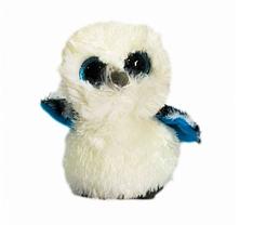 Мягкая игрушка Глазастик  полярная сова