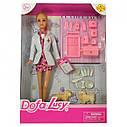 Кукла Defa Дефа 8346A Люси ветеринар, доктор, фото 4