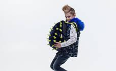 Рюкзак MadPax Moppets Full BEASTLY BLUE  (M/FUR/BLU/FULL), фото 3