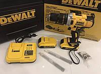 Ударный аккумуляторный шуруповёрт DeWalt DCD996P🔹Li-ion 2шт 🔹24V🔹4 А/ч🔹62 Н*м🔹 Гарантия 1 год⇒ПОЛЬША