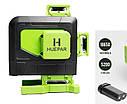 Лазерний рівень Huepar 4D 904DG, фото 2