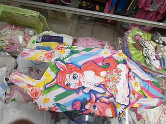 Детский Купальник для девочки 3Д р.98 -146