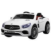 Електромобіль дитячий Mercedes AMG (M 3583EBLR-1)   2 мотора, колеса EVA, MP3, USB