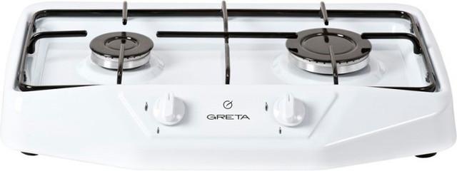 Купить Газовая плита двухконфорочная Грета 1103