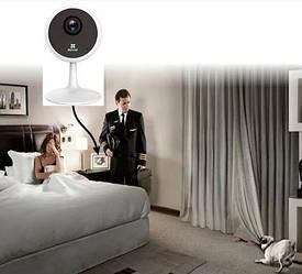 Установка wi-fi видеонаблюдения