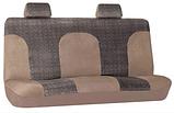 Большой чехол накидка на двойное переднее сиденье автомобиля, фото 3