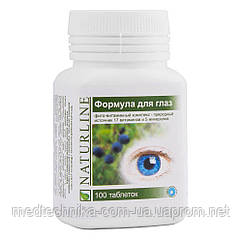 Фито-витаминный комплекс Формула для глаз, 100 таблеток, Biola