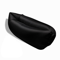 Надувной гамак Ламзак black SKL11-241273