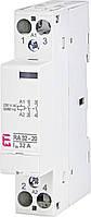 Контактор ETI RA 32-20 32А 230V AC 2NO 2464075 (модульный силовой, 2-полюсный)
