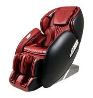 Массажное кресло AlphaSonic II +Braintronics (grey-red) Limited Edition