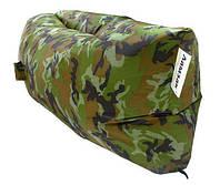 Ламзак надувной диван шезлонг гамак Lamzac AIR ARMY