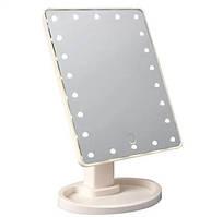 Led mirror Большое зеркало с подсветкой для макиажа FOX