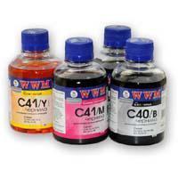 Водорозчинне чорнило WWM C41/C C41/C Cyan (200 ml)