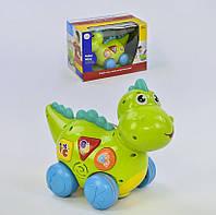 Игрушка музыкальный динозаврик для малышей HuiLe Toys 6105