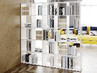 Полка для книг стеллаж для дома на 25 ячеек (4 ЦВЕТА) 1776x1776x300 мм Возможны Ваши размеры