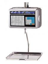Весы с печатью чеков CAS CL5000J-IH