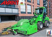 Коммунальный Мини погрузчик AVANT Финляндия (аналог Bobcat Бобкет) Погрузчик мини трактор