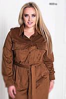 Платье женское норма 9223 ш Код: 3690336