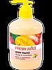 """Крем-мыло с маслом камелии """"Манго и карамбола"""" - Fresh Juice Mango & Carambol"""