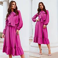 Платье женское в расцветках 80082, фото 1