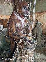 Фігура ведмідя реального зросту., фото 3