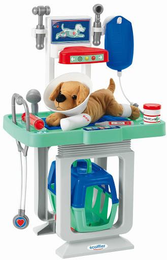 """Игровой набор """"Ветеринарный центр""""  Ecoiffier 001908"""