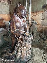 Фігура ведмідя реального зросту., фото 2