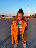 Ветровка осенняя коттон водооталкивающая свободного стиля, разные цвета р.М( 44-48), Л( 50-54) Код 018И, фото 9