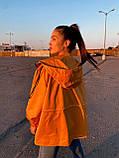 Ветровка осенняя коттон водооталкивающая свободного стиля, разные цвета р.М( 44-48), Л( 50-54) Код 018И, фото 10