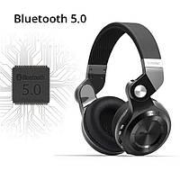 Новая версия Bluedio T2+ Беспроводные Bluetooth 5.0 наушники