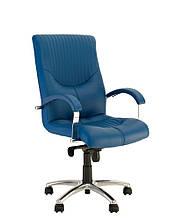 Кресло руководителя GERMES (Гермес) steel LB MPD AL68