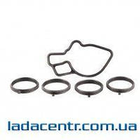 Комплект уплотнителей ресивера пластикового и дроссельной заслонки ВА2112 черные