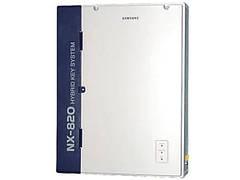 Б/у аналогавая мини-АТС Samsung NX-820 820 - 40 портов, базовый блок, в отличном состоянии