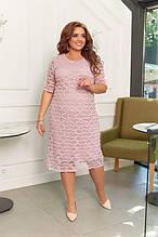Жіночі сукні великих розмірів ( Літо )