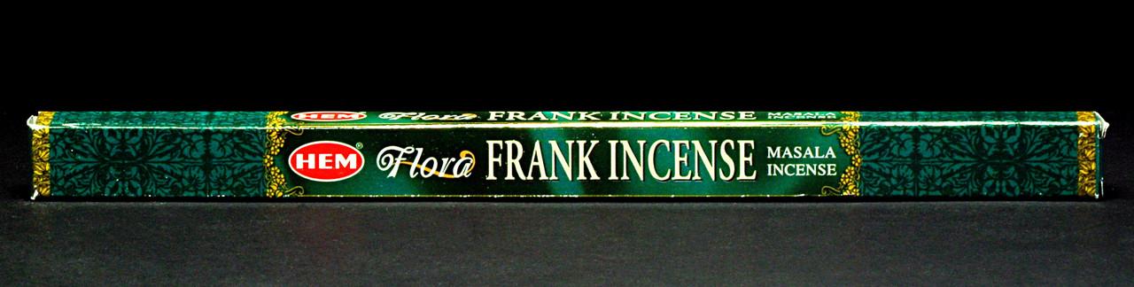 Натуральные пыльцевые благовония Frankincense (Ладан) от HEM 10 г