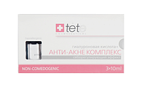 "Сыворотка ""Гиалуроновая кислота + анти-акне комплекс"" TETe Cosmeceutical Hyaluronic Acid 3х10 ml"