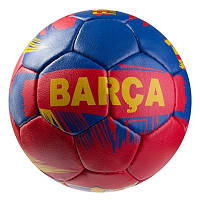 Футбольный мяч 5 размердля улицы БАРСЕЛОНА БАРСА BARCELONA Ручной шовКрасно-синий (GR4-431FCB/2)