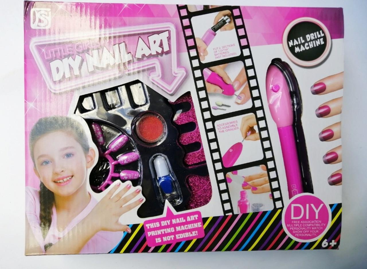 """Детский маникюрный набор """"Diy Nail Art"""""""