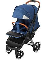 Прогулочная коляска Yoya Plus Pro Premium 2020 - детская коляска трость для путешествий, синий