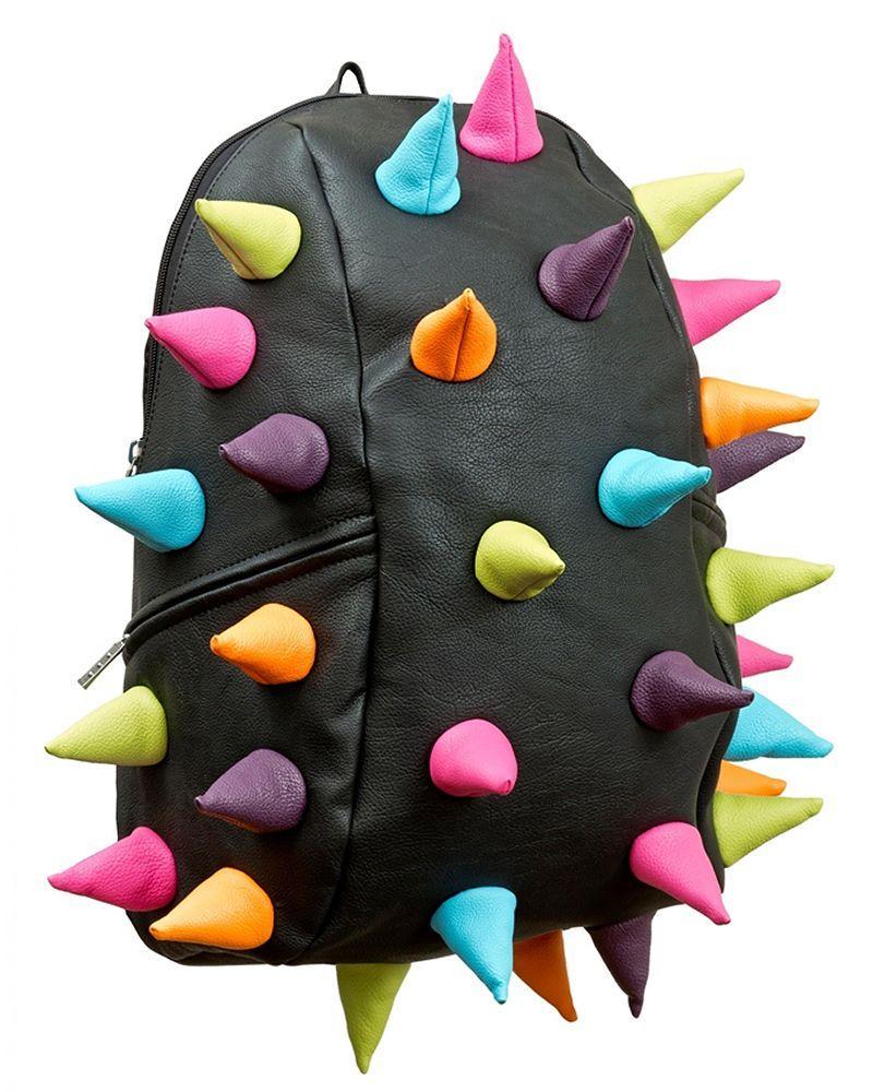 Шкільний рюкзак MadPax Mascarade чорний мульті