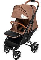 Прогулочная коляска Yoya Plus Pro Premium 2020 - детская коляска трость для путешествий, коричневый