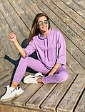 Женский спортивный костюм из двунитки 13-310, фото 6