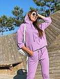 Женский спортивный костюм из двунитки 13-310, фото 9