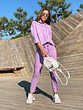 Женский спортивный костюм из двунитки 13-310, фото 3