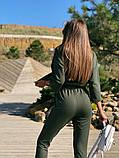 Женский спортивный костюм из двунитки 13-310, фото 8