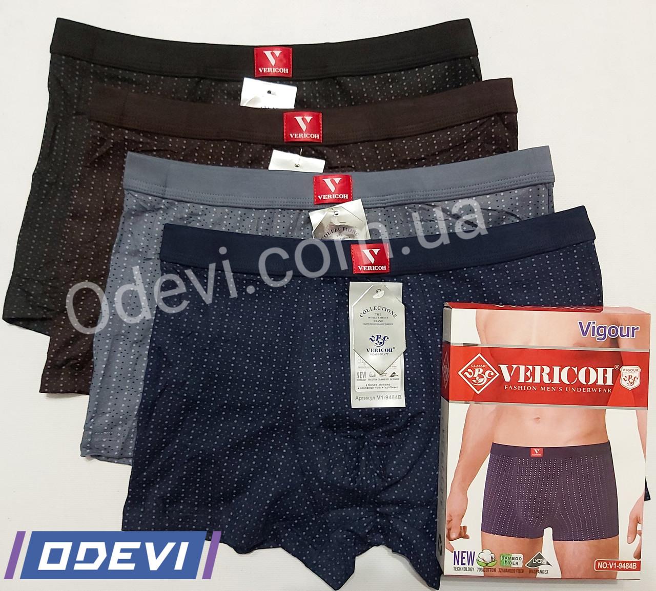 Vericoh боксеры 9484В хлопок с бамбуком