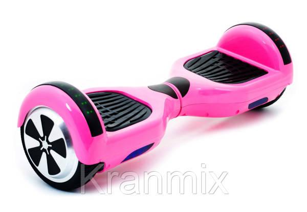 Гироскутер Гироборд Smart Balance 6,5 Розовый