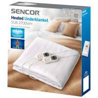 Электрические одеяла SENCOR SUB 2700WH